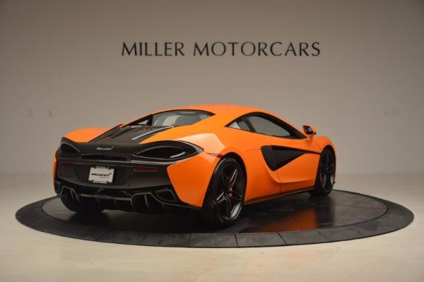 New 2017 McLaren 570S for sale Sold at Alfa Romeo of Westport in Westport CT 06880 7