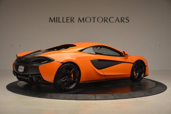 New 2017 McLaren 570S for sale Sold at Alfa Romeo of Westport in Westport CT 06880 8