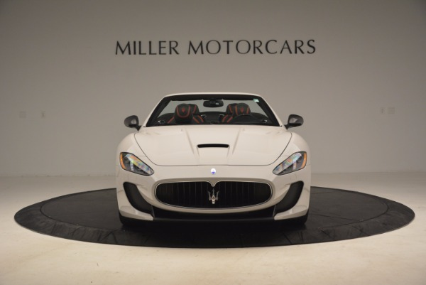 Used 2015 Maserati GranTurismo MC Centennial for sale Sold at Alfa Romeo of Westport in Westport CT 06880 12