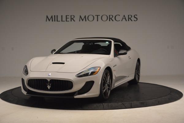 Used 2015 Maserati GranTurismo MC Centennial for sale Sold at Alfa Romeo of Westport in Westport CT 06880 13