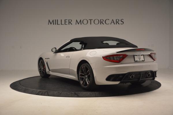 Used 2015 Maserati GranTurismo MC Centennial for sale Sold at Alfa Romeo of Westport in Westport CT 06880 17