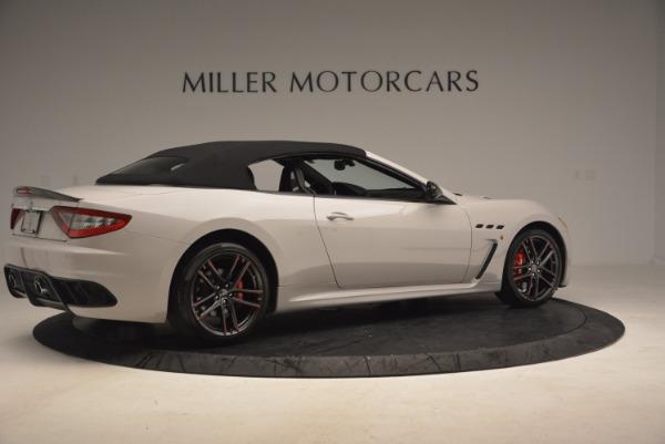 Used 2015 Maserati GranTurismo MC Centennial for sale Sold at Alfa Romeo of Westport in Westport CT 06880 20
