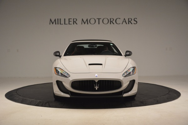 Used 2015 Maserati GranTurismo MC Centennial for sale Sold at Alfa Romeo of Westport in Westport CT 06880 24