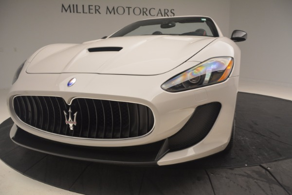 Used 2015 Maserati GranTurismo MC Centennial for sale Sold at Alfa Romeo of Westport in Westport CT 06880 25