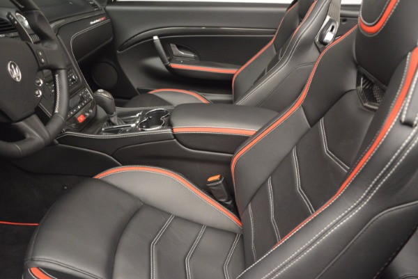 Used 2015 Maserati GranTurismo MC Centennial for sale Sold at Alfa Romeo of Westport in Westport CT 06880 28