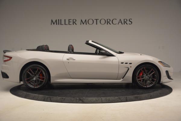 Used 2015 Maserati GranTurismo MC Centennial for sale Sold at Alfa Romeo of Westport in Westport CT 06880 9