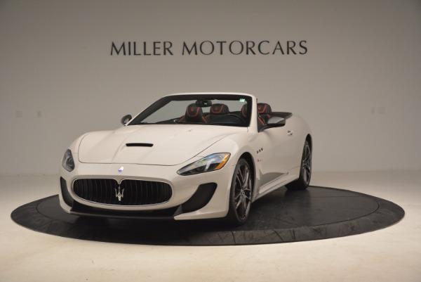 Used 2015 Maserati GranTurismo MC Centennial for sale Sold at Alfa Romeo of Westport in Westport CT 06880 1