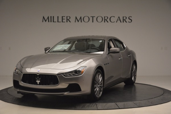 New 2017 Maserati Ghibli SQ4 for sale Sold at Alfa Romeo of Westport in Westport CT 06880 1