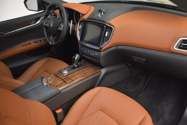New 2017 Maserati Ghibli S Q4 for sale Sold at Alfa Romeo of Westport in Westport CT 06880 17