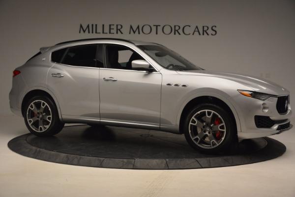Used 2017 Maserati Levante S for sale Sold at Alfa Romeo of Westport in Westport CT 06880 10