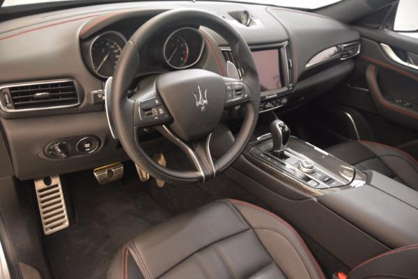 Used 2017 Maserati Levante S for sale Sold at Alfa Romeo of Westport in Westport CT 06880 13
