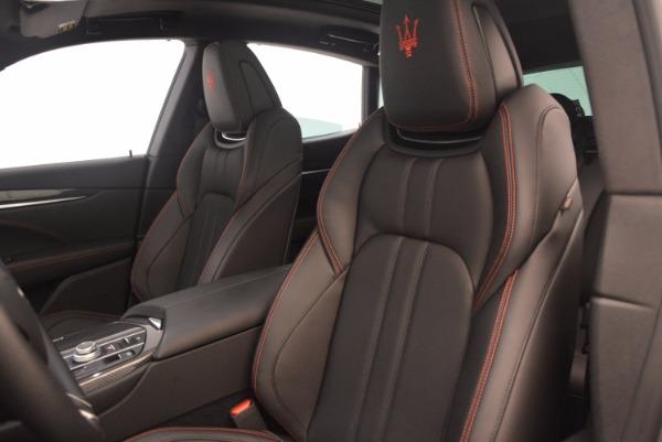 Used 2017 Maserati Levante S for sale Sold at Alfa Romeo of Westport in Westport CT 06880 15