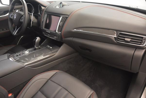 Used 2017 Maserati Levante S for sale Sold at Alfa Romeo of Westport in Westport CT 06880 20