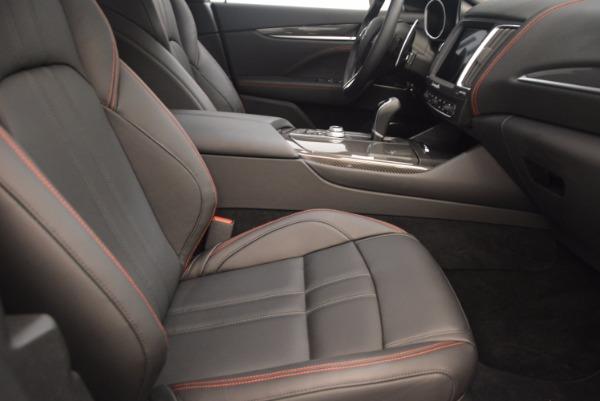 Used 2017 Maserati Levante S for sale Sold at Alfa Romeo of Westport in Westport CT 06880 21