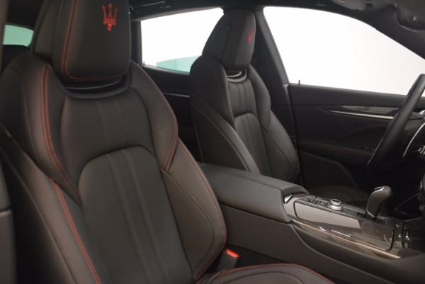Used 2017 Maserati Levante S for sale Sold at Alfa Romeo of Westport in Westport CT 06880 22