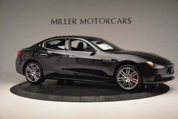 New 2017 Maserati Ghibli S Q4 for sale Sold at Alfa Romeo of Westport in Westport CT 06880 10