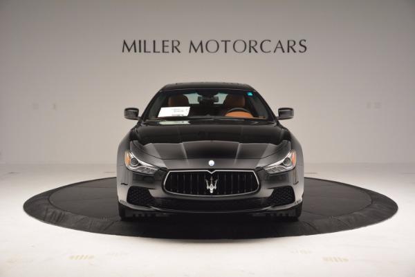 New 2017 Maserati Ghibli S Q4 EX-LOANER for sale Sold at Alfa Romeo of Westport in Westport CT 06880 12