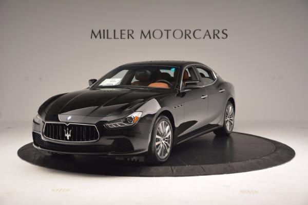 New 2017 Maserati Ghibli S Q4 EX-LOANER for sale Sold at Alfa Romeo of Westport in Westport CT 06880 1