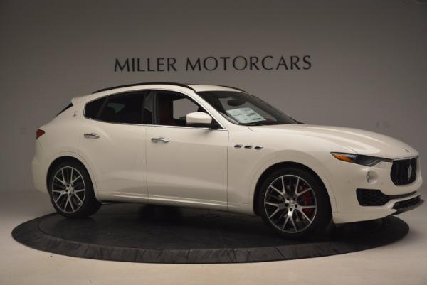 New 2017 Maserati Levante S for sale Sold at Alfa Romeo of Westport in Westport CT 06880 10