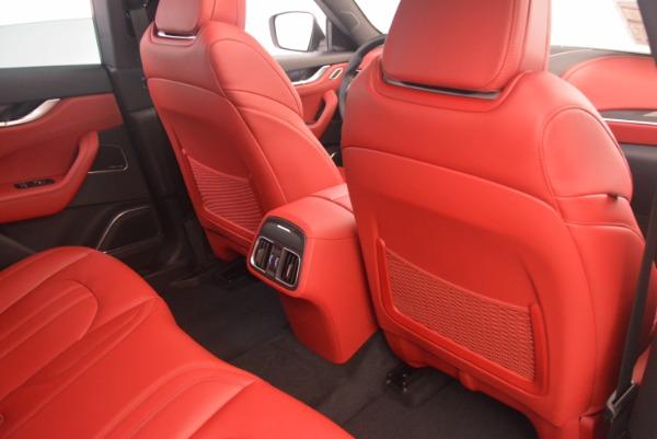 New 2017 Maserati Levante S for sale Sold at Alfa Romeo of Westport in Westport CT 06880 27