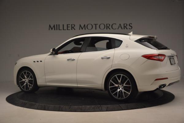 New 2017 Maserati Levante S for sale Sold at Alfa Romeo of Westport in Westport CT 06880 4