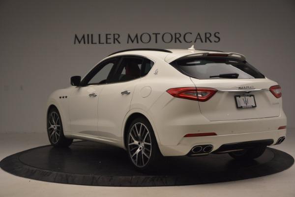 New 2017 Maserati Levante S for sale Sold at Alfa Romeo of Westport in Westport CT 06880 5