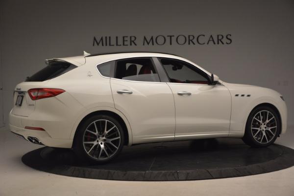 New 2017 Maserati Levante S for sale Sold at Alfa Romeo of Westport in Westport CT 06880 8