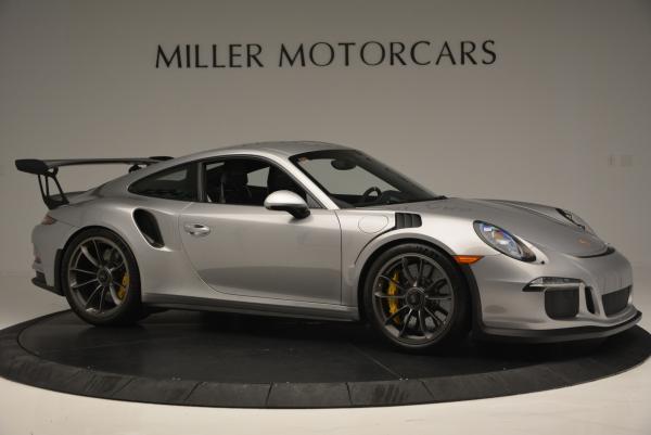 Used 2016 Porsche 911 GT3 RS for sale Sold at Alfa Romeo of Westport in Westport CT 06880 10