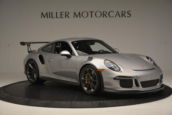 Used 2016 Porsche 911 GT3 RS for sale Sold at Alfa Romeo of Westport in Westport CT 06880 11