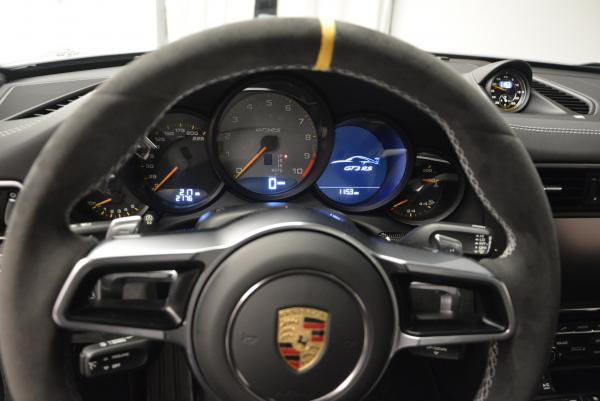 Used 2016 Porsche 911 GT3 RS for sale Sold at Alfa Romeo of Westport in Westport CT 06880 16
