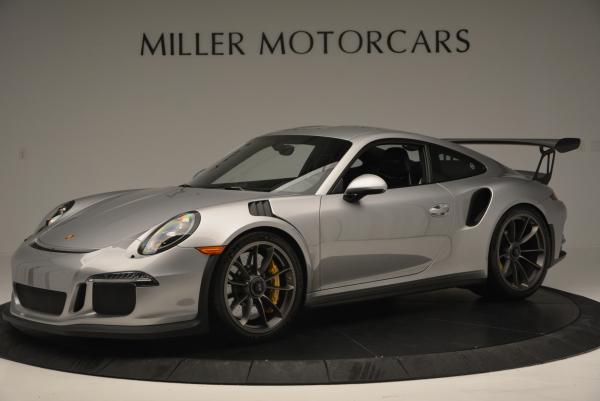 Used 2016 Porsche 911 GT3 RS for sale Sold at Alfa Romeo of Westport in Westport CT 06880 2