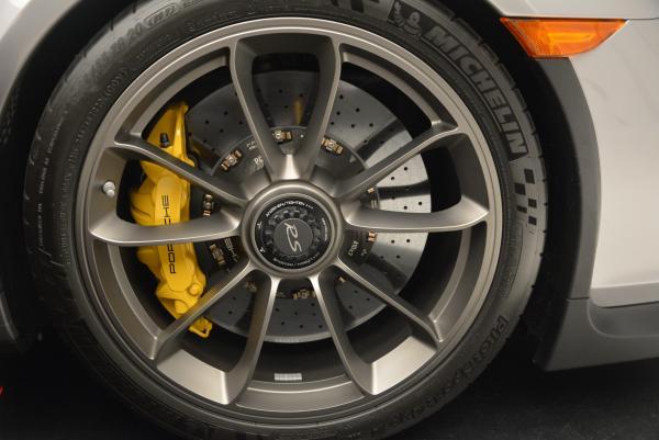 Used 2016 Porsche 911 GT3 RS for sale Sold at Alfa Romeo of Westport in Westport CT 06880 22