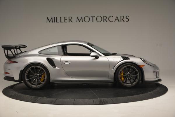 Used 2016 Porsche 911 GT3 RS for sale Sold at Alfa Romeo of Westport in Westport CT 06880 9