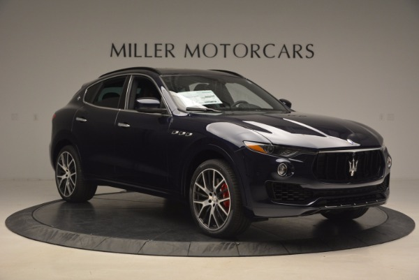 New 2017 Maserati Levante S Q4 for sale Sold at Alfa Romeo of Westport in Westport CT 06880 11