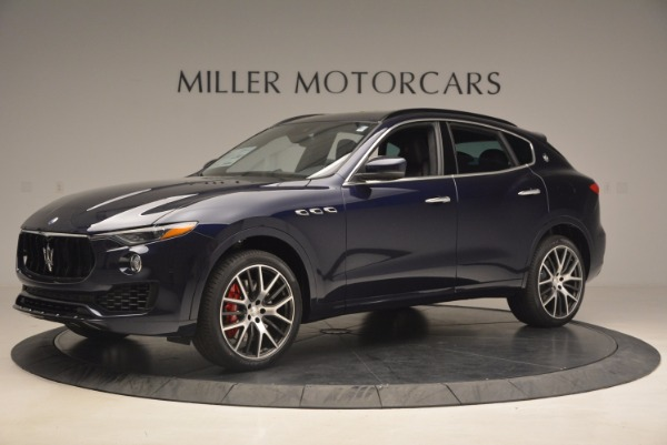 New 2017 Maserati Levante S Q4 for sale Sold at Alfa Romeo of Westport in Westport CT 06880 2
