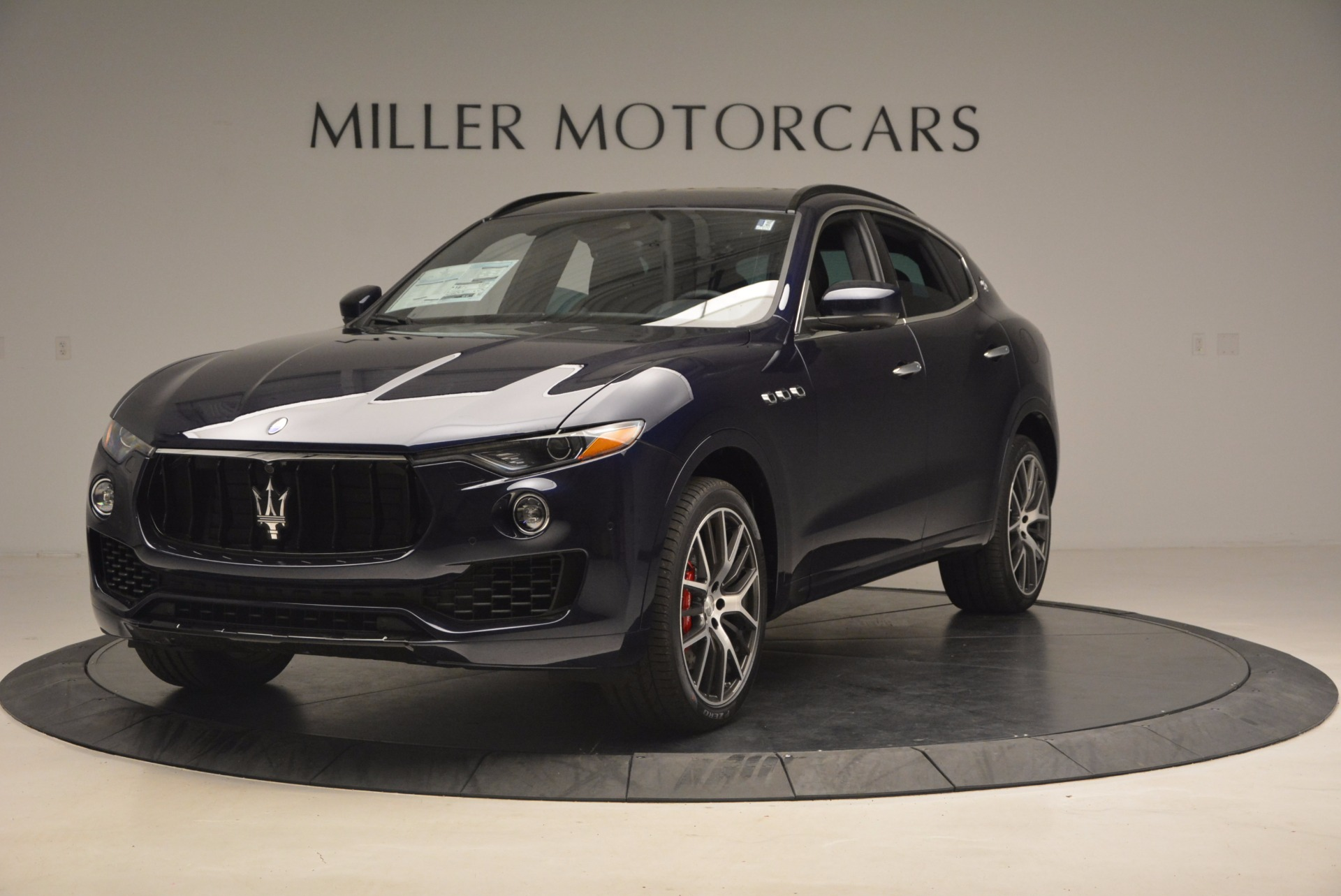 New 2017 Maserati Levante S Q4 for sale Sold at Alfa Romeo of Westport in Westport CT 06880 1