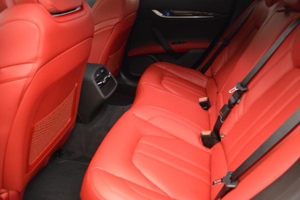 Used 2017 Maserati Ghibli S Q4 for sale Sold at Alfa Romeo of Westport in Westport CT 06880 23