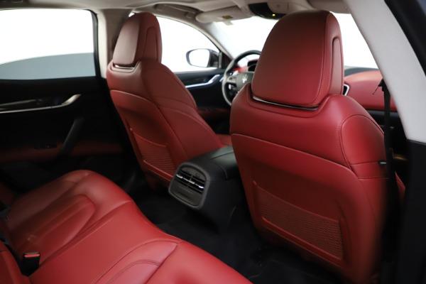 Used 2017 Maserati Ghibli S Q4 for sale Sold at Alfa Romeo of Westport in Westport CT 06880 26
