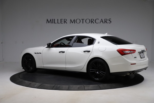 Used 2017 Maserati Ghibli S Q4 for sale Sold at Alfa Romeo of Westport in Westport CT 06880 4