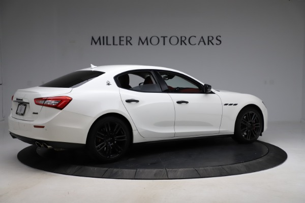 Used 2017 Maserati Ghibli S Q4 for sale Sold at Alfa Romeo of Westport in Westport CT 06880 8
