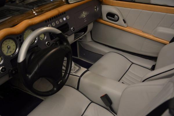 Used 2007 Morgan Aero 8 for sale Sold at Alfa Romeo of Westport in Westport CT 06880 15