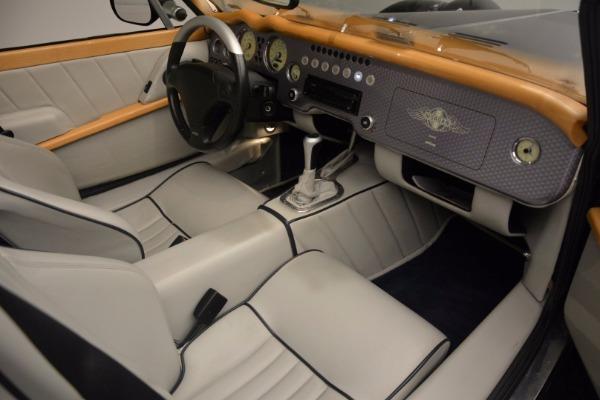 Used 2007 Morgan Aero 8 for sale Sold at Alfa Romeo of Westport in Westport CT 06880 19