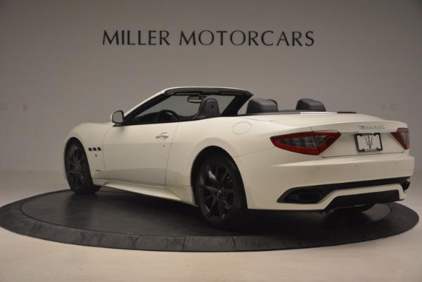 Used 2014 Maserati GranTurismo Sport for sale Sold at Alfa Romeo of Westport in Westport CT 06880 9