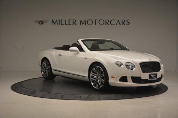 Used 2014 Bentley Continental GT Speed for sale Sold at Alfa Romeo of Westport in Westport CT 06880 11