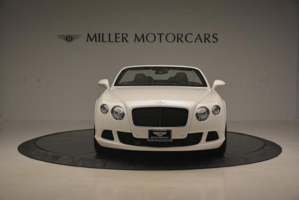 Used 2014 Bentley Continental GT Speed for sale Sold at Alfa Romeo of Westport in Westport CT 06880 12