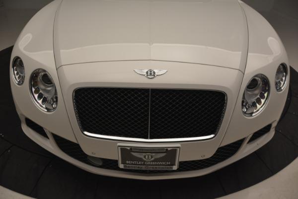 Used 2014 Bentley Continental GT Speed for sale Sold at Alfa Romeo of Westport in Westport CT 06880 25
