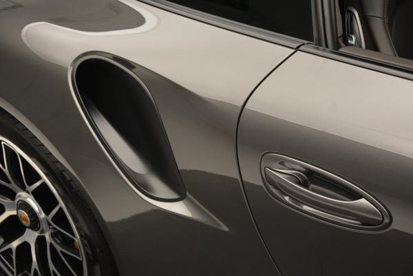 Used 2014 Porsche 911 Turbo S for sale Sold at Alfa Romeo of Westport in Westport CT 06880 22