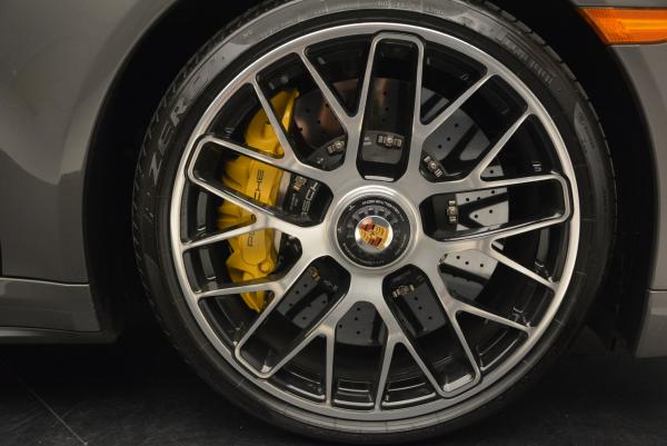 Used 2014 Porsche 911 Turbo S for sale Sold at Alfa Romeo of Westport in Westport CT 06880 25