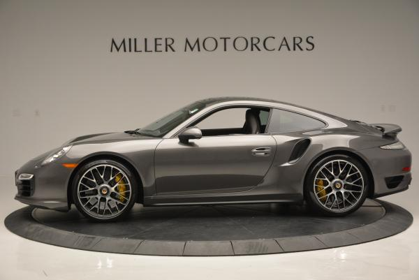 Used 2014 Porsche 911 Turbo S for sale Sold at Alfa Romeo of Westport in Westport CT 06880 3
