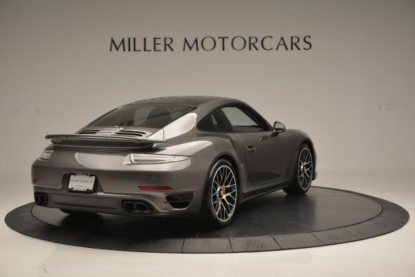 Used 2014 Porsche 911 Turbo S for sale Sold at Alfa Romeo of Westport in Westport CT 06880 6